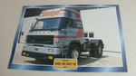 Dodge 300 Series TIR 1981 Truck framed picture (2)